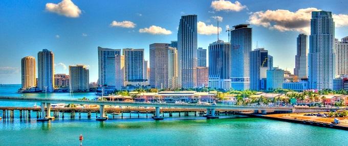Visa for Miami, Florida USA